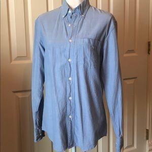 NWOT!!Sonoma Long Sleeve denim shirt